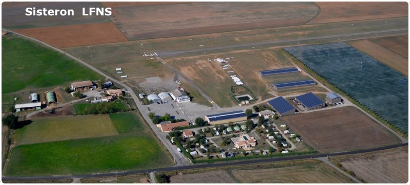 eprops airfield sisteron